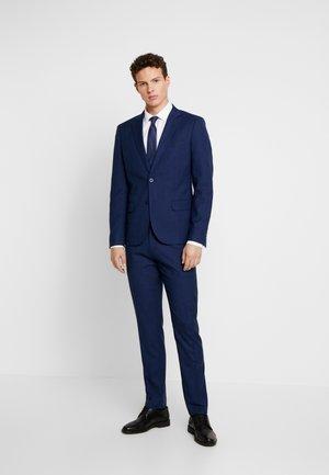 SLIM JACKET BONNIE PANTS  - Oblek - cobalt blue