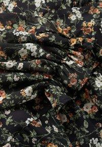 Mango - Day dress - noir - 6