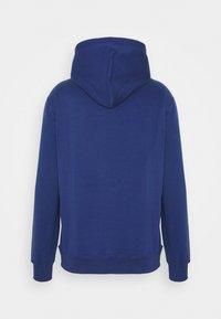 Trussardi - HOODIE - Hoodie - navy blue - 1