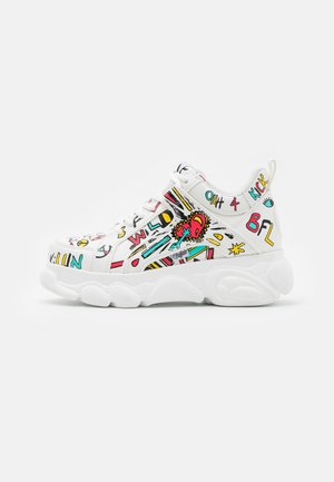 VEGAN CORIN - Sneakers - white/multicolor