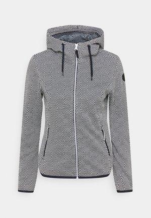 ADRIAN - Fleece jacket - dark blue