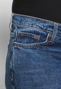 Topshop Maternity - 32'STRAIGHT CLEAN - Straight leg jeans - blue denim - 3