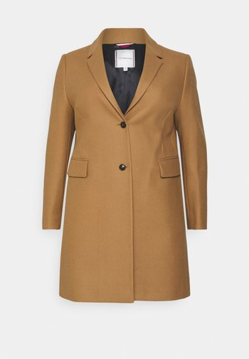 BLEND COAT - Classic coat - countryside khaki