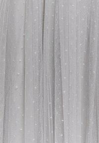 Needle & Thread - KISSES MIDAXI SKIRT - A-Linien-Rock - frost blue - 2