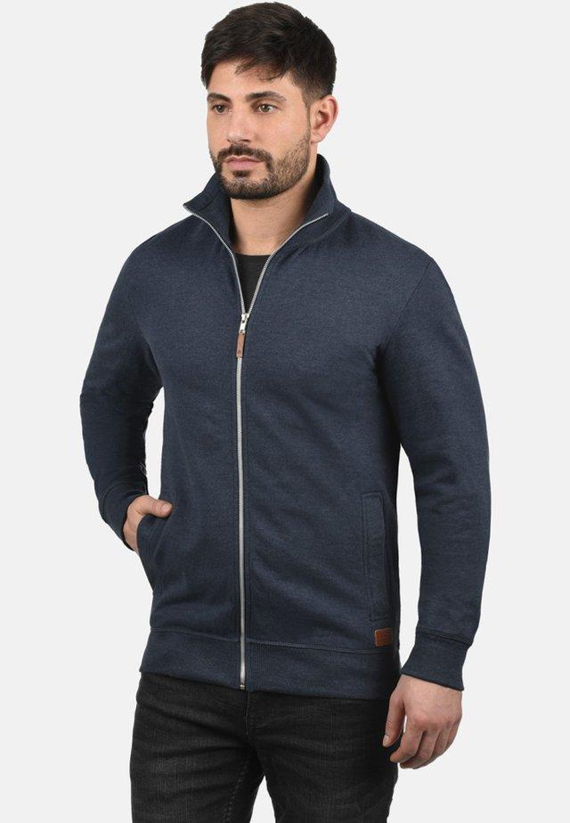 ALIO - veste en sweat zippée - navy