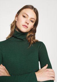 ONLY - ONLJOANNA ROLLNECK  - Long sleeved top - pine grove - 3