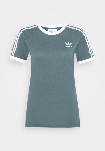 TEE - Print T-shirt - blue oxide