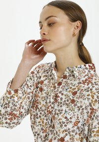 Soaked in Luxury - Shirt dress - floral expression light - 2