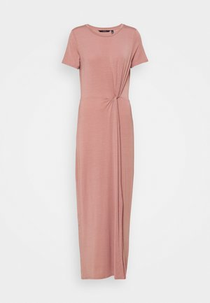 VMAVA LULU ANCLE DRESS - Maxi dress - old rose