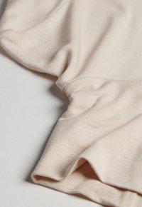 Intimissimi - LANGARM-SHIRT AUS MIKROMODAL MIT ROLLKRAGEN - Long sleeved top - seta - 3