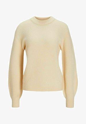 IVY - Stickad tröja - ecru