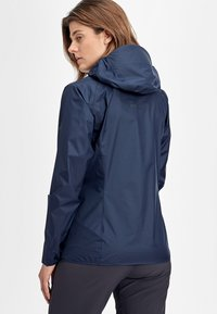 Mammut - KENTO - Waterproof jacket - peacoat - 1