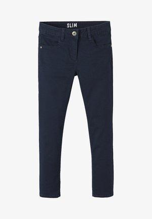 COMFORT - Slim fit jeans - marine