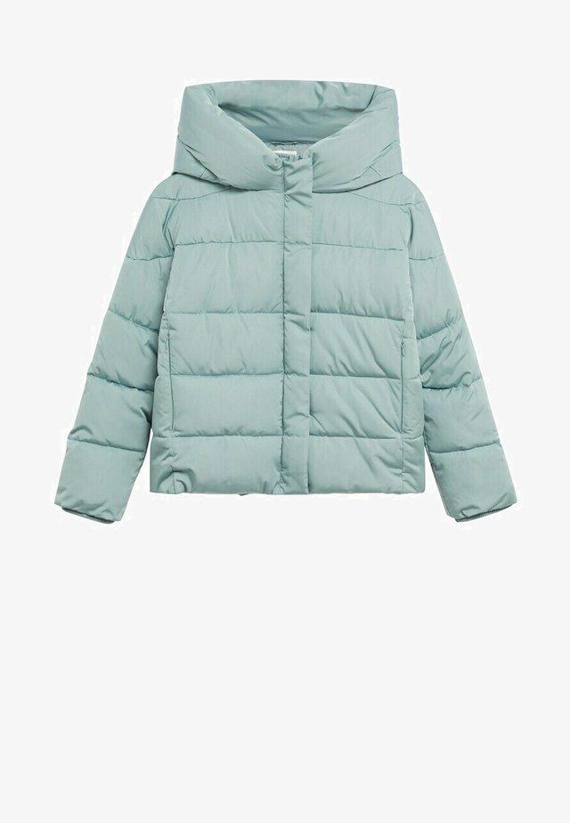 PEKIN - Winter jacket - wassergrün