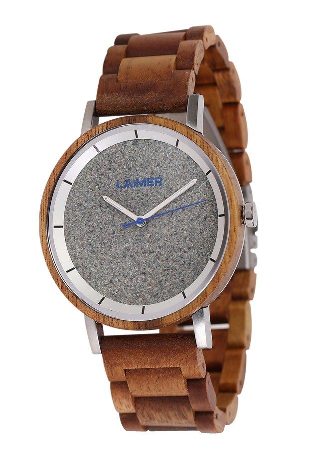 LUDWIG - Orologio - brown