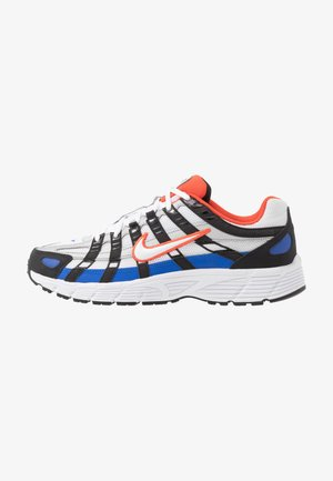P-6000 - Trainers - black/white/team orange/racer blue