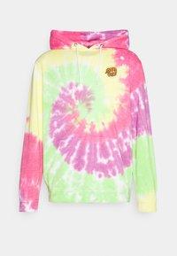 Santa Cruz - TOXIC HAND HOOD UNISEX - Sweatshirt - multicoloured - 1