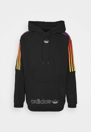 UNISEX - Sweatshirt - black/multicolor