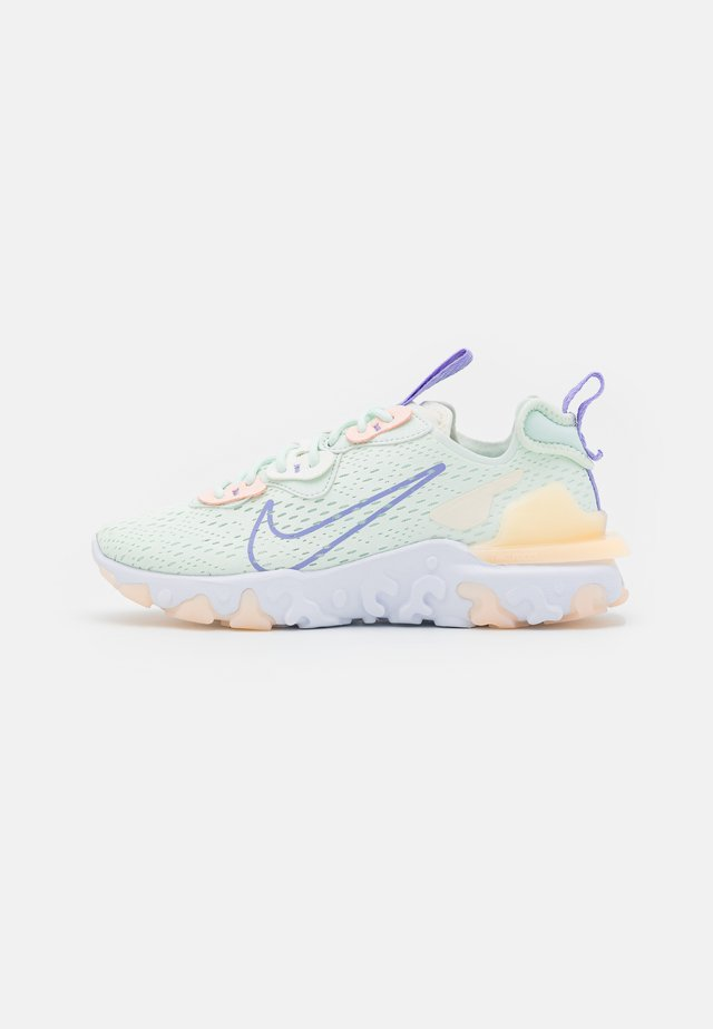 REACT VISION - Trainers - barely green/purple pulse/crimson tint/pale ivory/white