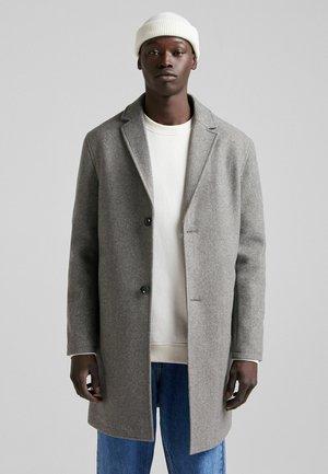 BEQUEMER - Klasický kabát - light grey