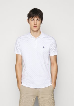INTERLOCK - Koszulka polo - white