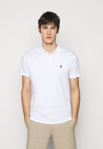 INTERLOCK - Poloshirt - white
