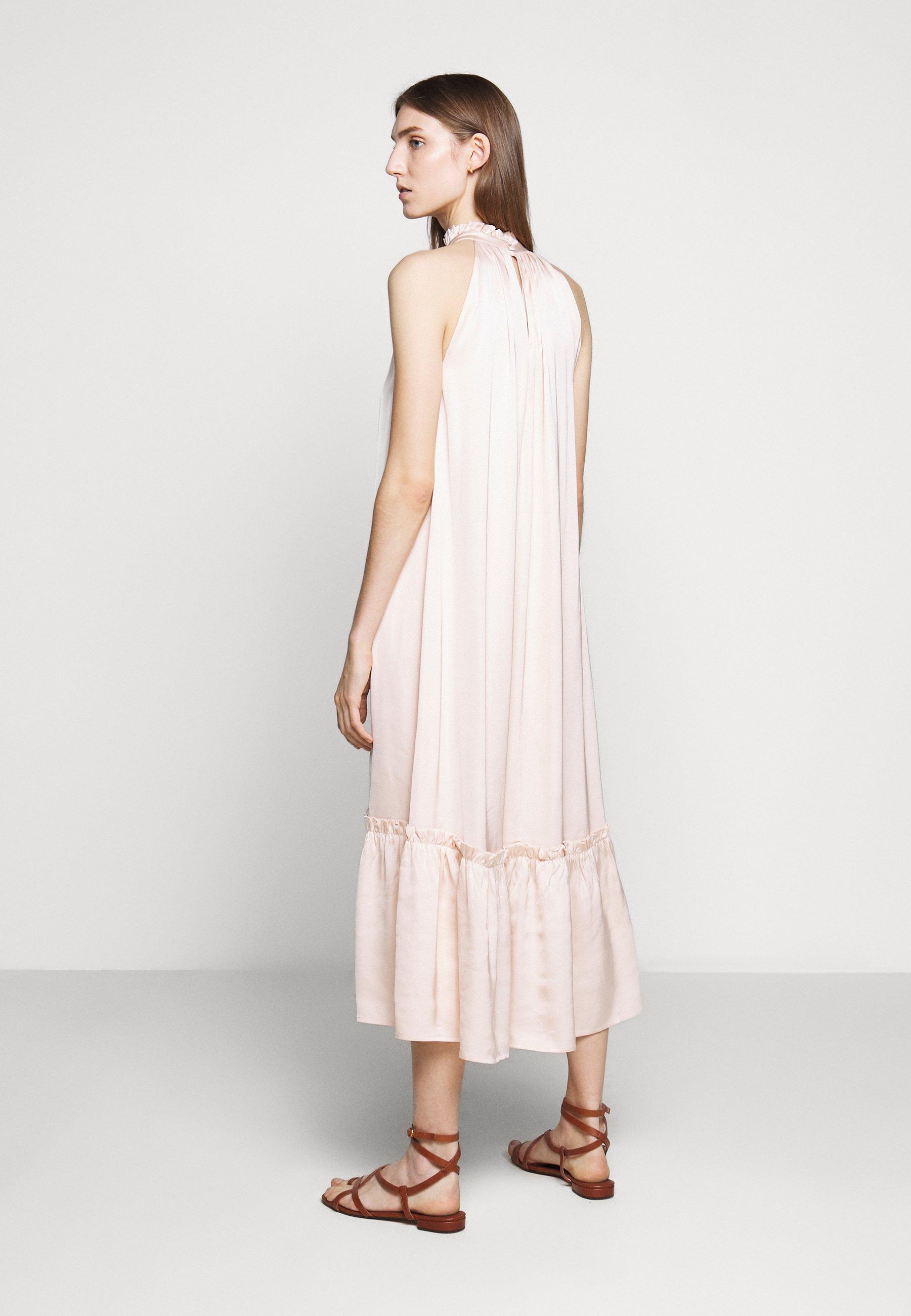 Bruuns Bazaar BAUME SASSY DRESS Freizeitkleid cream rose/rosa