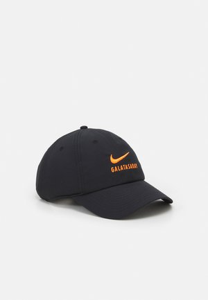 GALATASARAY ISTANBUL UNISEX - Club wear - black/total orange