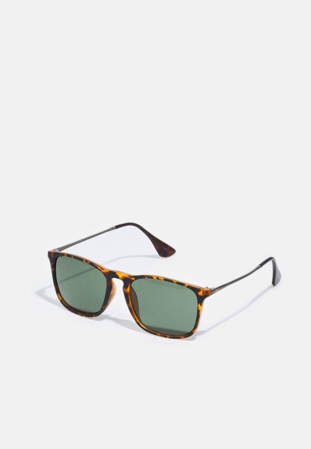 JACPORTER SUNGLASSES - Okulary przeciwsłoneczne - bistre