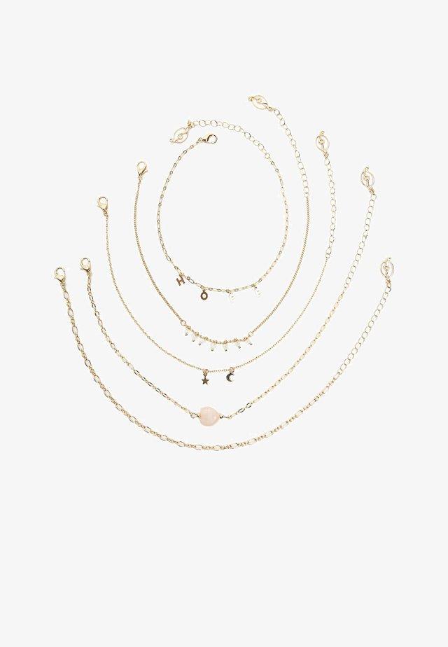 5ER - Bracelet - gold