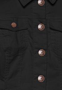 PULZ - PZSUVI  - Summer jacket - black - 4