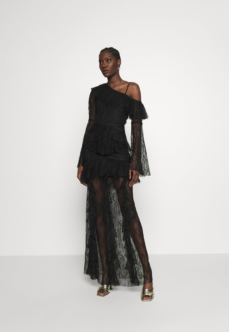 Alice McCall - SHADOW LOVE GOWN - Společenské šaty - black