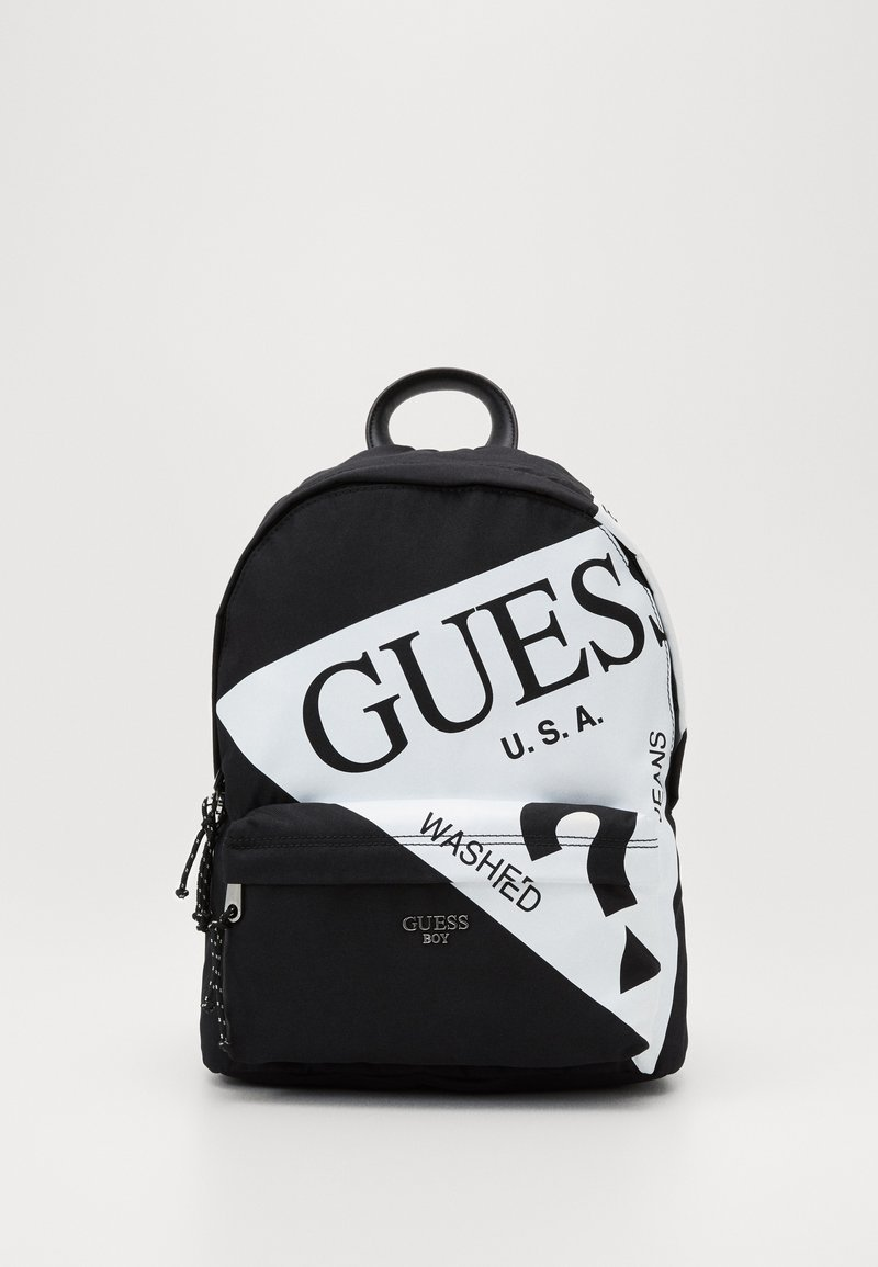 Guess - DEVIN BACKPACK - Batoh - black
