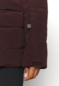 The North Face - PALLIE JACKET - Skijakke - root brown - 6