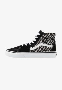 Vans - SK8 UNISEX - Sneaker high - black/true white - 1