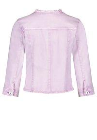 Taifun - Denim jacket - lavender - 4