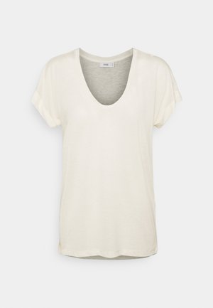 WOMEN´S - Basic T-shirt - ivory
