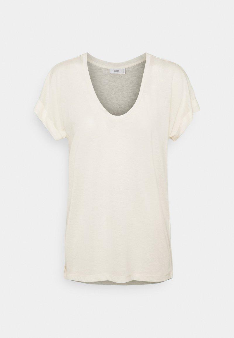 CLOSED - WOMENS - Basic T-shirt - ivory
