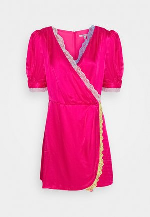 LENA DRESS - Cocktail dress / Party dress - pink
