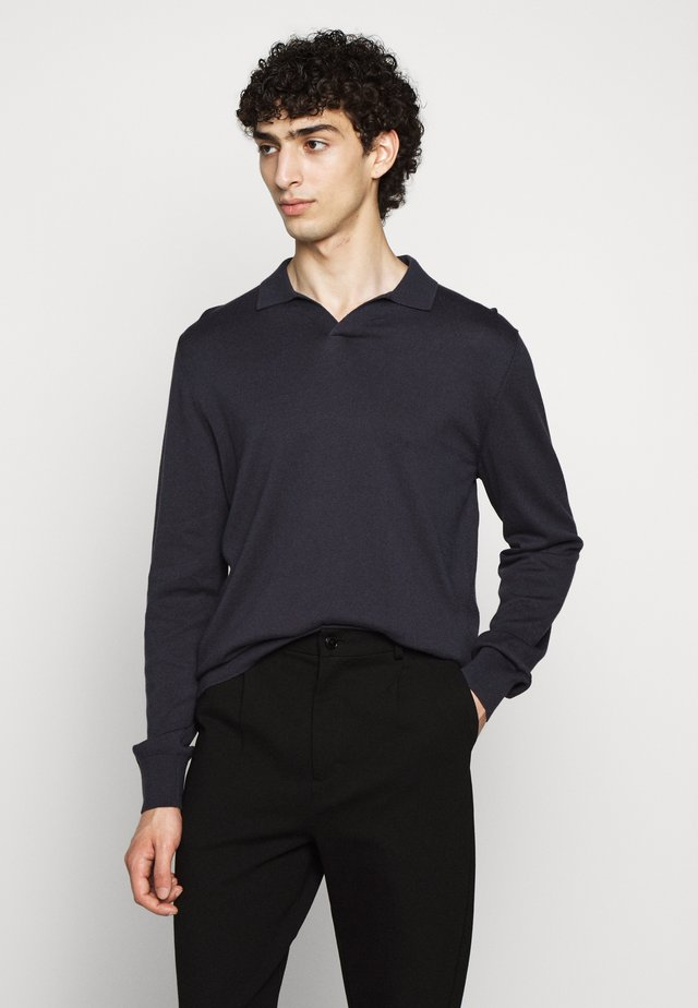 LARS SWEATER - Pullover - ink blue