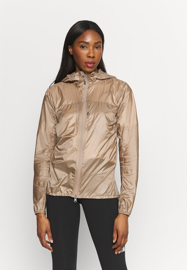 COME ALONG JACKET - Outdoor jacket - beige