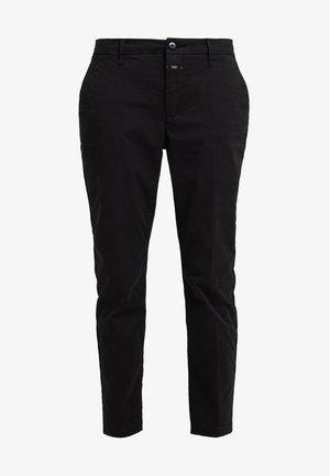 JACK - Chino kalhoty - black