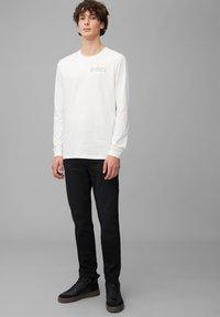 Marc O'Polo DENIM - Long sleeved top - scandinavian white - 1