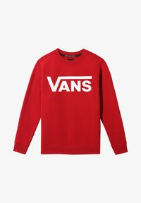Vans - Sweatshirt - chili pepper-white - 0