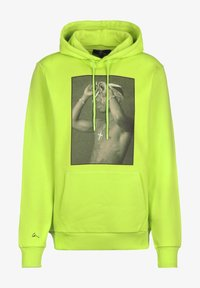Chi Modu - SNCL 2 - Hoodie - neon green/print black - 0