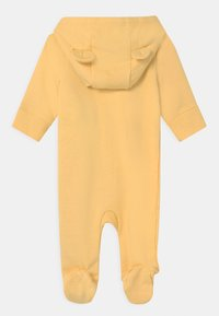 GAP - LOGO UNISEX - Jumpsuit - havana yellow - 1