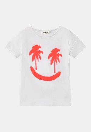RIBILA - Print T-shirt - neon
