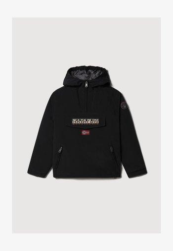 RAINFOREST POCKET - Winter jacket - black 041