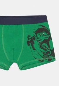 LEGO Wear - 3 PACK - Pants - dark navy - 3