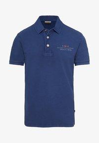 Napapijri - ELBAS - Polo shirt - blue - 5